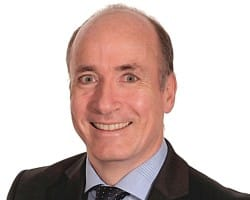John Tighe, Consultant in Oral and Maxillofacial Surgery